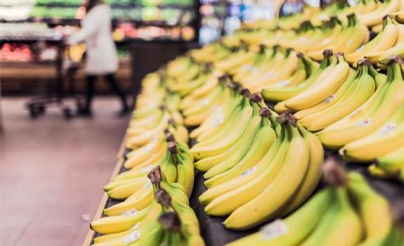 Raak je verstopt van bananen?