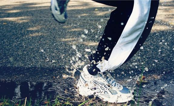 Begin met hardlopen!