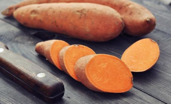 Het geheim van de zoete aardappel