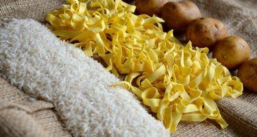 Wat is het gezondst: rijst, pasta of aardappelen?