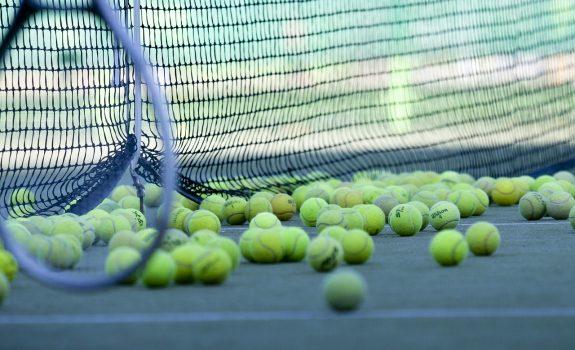 Tennisracket belangrijk voor succes