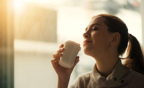 Fris & fruitig wakker worden zonder bak koffie?